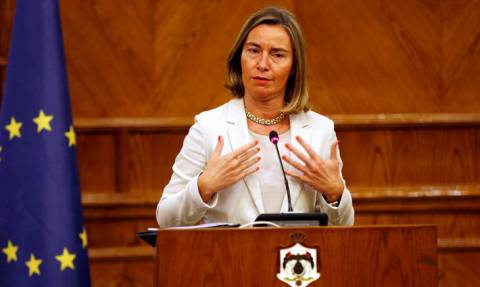 Μογκερίνι: Όλα τα κόμματα του Ευρωκοινοβουλίου στηρίζουν τη συμφωνία Ελλάδας - Σκοπίων