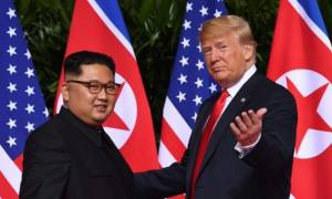 Ο Τραμπ τήρησε το λόγο του: «Αναβάλλονται επ' αόριστον» τα στρατιωτικά γυμνάσια ΗΠΑ – Νότιας Κορέας