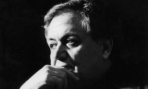 Σαν σήμερα το 1994 φεύγει από τη ζωή ο μοναδικός, ιδιοφυής και αεικίνητος Μάνος Χατζιδάκις