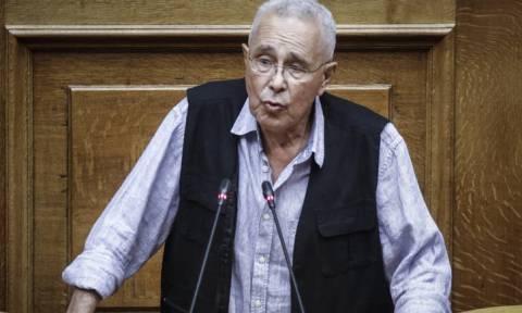 Ζουράρις: Όταν ο Τσίπρας είπε «Βόρεια Μακεδονία» ένιωσα τάση προς εμετό!