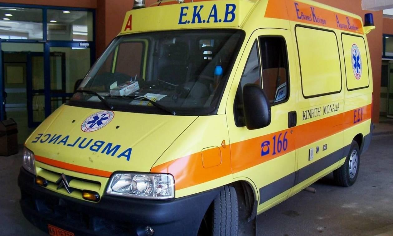 Συναγερμός σε σχολείο στη Θεσσαλονίκη – Παιδί έπεσε από ύψος 2 μέτρων