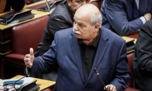 Νίκος Βούτσης: Κάποιοι θέλουν να προκαλέσουν στρατιωτικό πραξικόπημα στην Ελλάδα (vid)