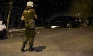 Συνελήφθη υπάλληλος της Βουλής για επίθεση κατά αστυνομικών στα Εξάρχεια