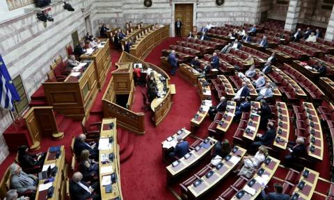 Debate on motion of censure continues for second day in parliament