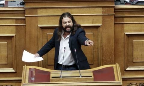 Δίωξη για εσχάτη προδοσία στον Κωνσταντίνο Μπαρμπαρούση