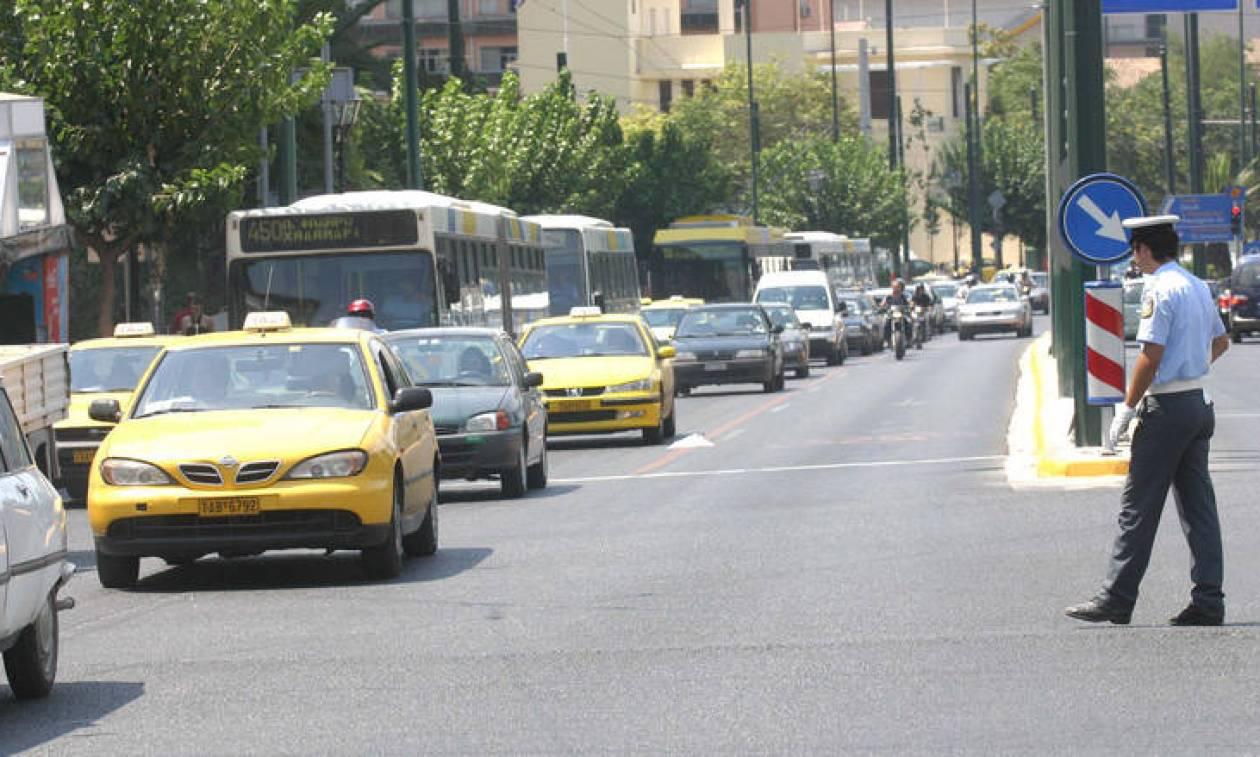 Προσοχή! Κυκλοφοριακές ρυθμίσεις στη Λεωφόρο Κηφισίας το Σαββατοκύριακο