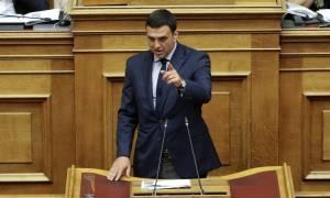 Πρόταση μομφής - Κικίλιας: Οι νεκροί Έλληνες στα μακεδονικά χώματα σας κοιτούν με οργή