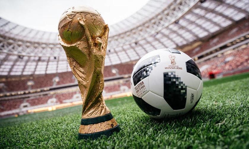 Παγκόσμιο Κύπελλο Ποδοσφαίρου 2018: Όλο το πρόγραμμα και οι τηλεοπτικές μεταδόσεις