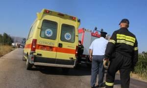 Τροχαίο στη Χαλκιδική: Σφοδρή σύγκρουση οχημάτων - Πέντε τραυματίες
