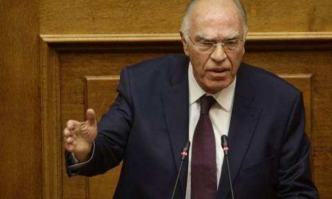 Λεβέντης για Σκοπιανό: Θα είστε υπόλογοι στον ελληνικό λαό - Κάντε δημοψήφισμα (vid)