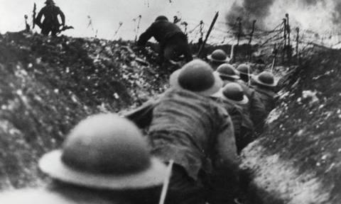 Σαν σήμερα το 1917 η Ελλάδα εισέρχεται επίσημα στον Α' Παγκόσμιο Πόλεμο