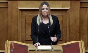 Γεννηματά για Σκοπιανό: Η συμφωνία πρέπει να βελτιωθεί πριν να είναι αργά (vid)