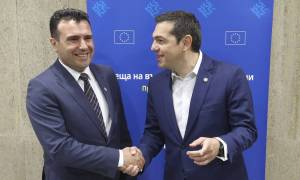 Σκοπιανό: Υπογραφή της συμφωνίας στην Ελλάδα, γεύμα στα Σκόπια - Αναλυτικά το πρόγραμμα