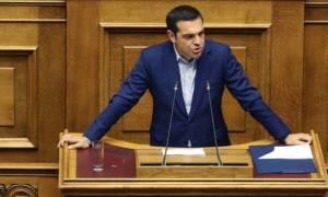 Τσίπρας: Ζούμε ιστορικές στιγμές - Έξοδος από μνημόνια, λύση στο Σκοπιανό