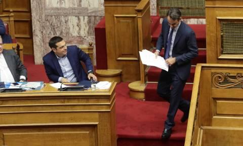 Βουλή: Καταψηφίστηκε η πρόταση μομφής εναντίον της κυβέρνησης με 127«ΝΑΙ» και 153 «ΟΧΙ»