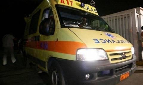 Παραλίγο τραγωδία στην Πάτρα: Αυτοκίνητο παρέσυρε μάνα με το τρίχρονο παιδί της