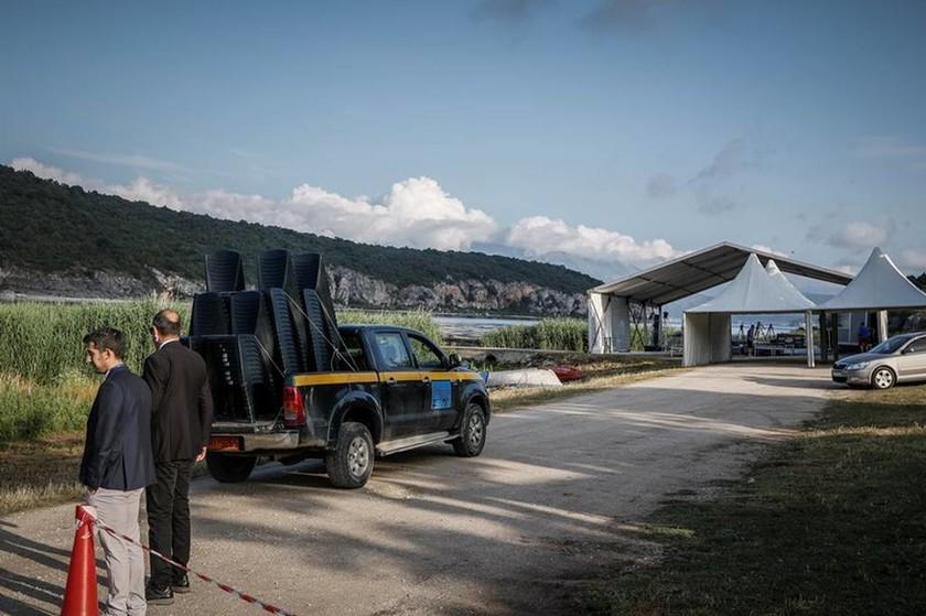 Live - Νέα εποχή από τις Πρέσπες: Η τελετή υπογραφής της συμφωνίας για το Σκοπιανό
