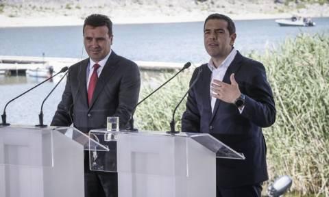 Διεθνή ΜΜΕ: Ιστορική συμφωνία μεταξύ Αθήνας και Σκοπίων
