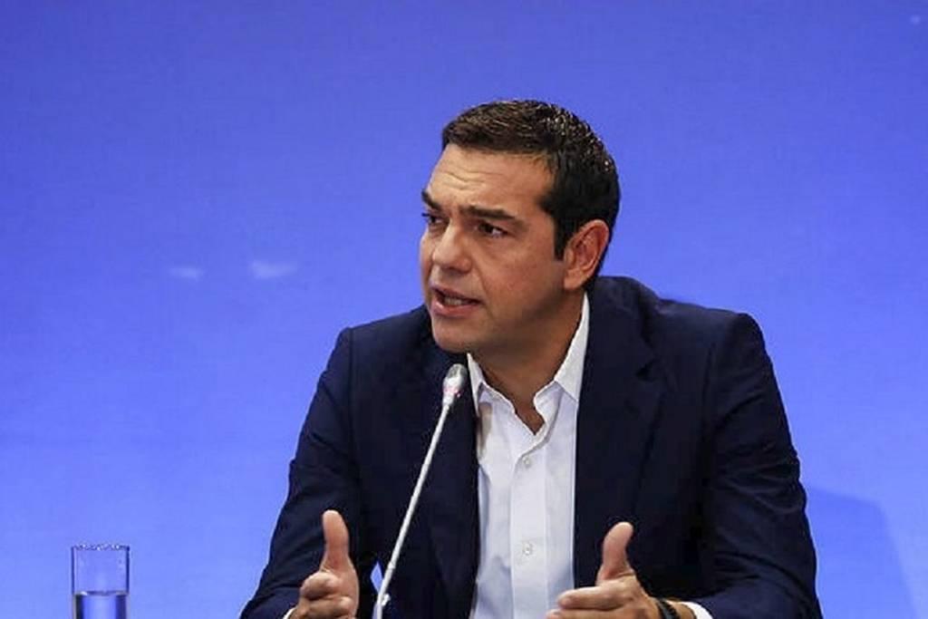 Τσίπρας στη Welt: Φέραμε πίσω στην Ελλάδα ένα αίσθημα σταθερότητας και κανονικότητας