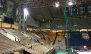 Παναθηναϊκός – Ολυμπιακός: Το ΟΑΚΑ άνοιξε τις πύλες του (video+photos)