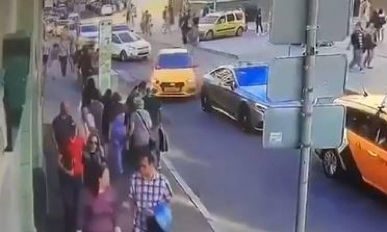 Μόσχα: Εξιτήριο για 3 τραυματίες που παρέσυρε το ταξί