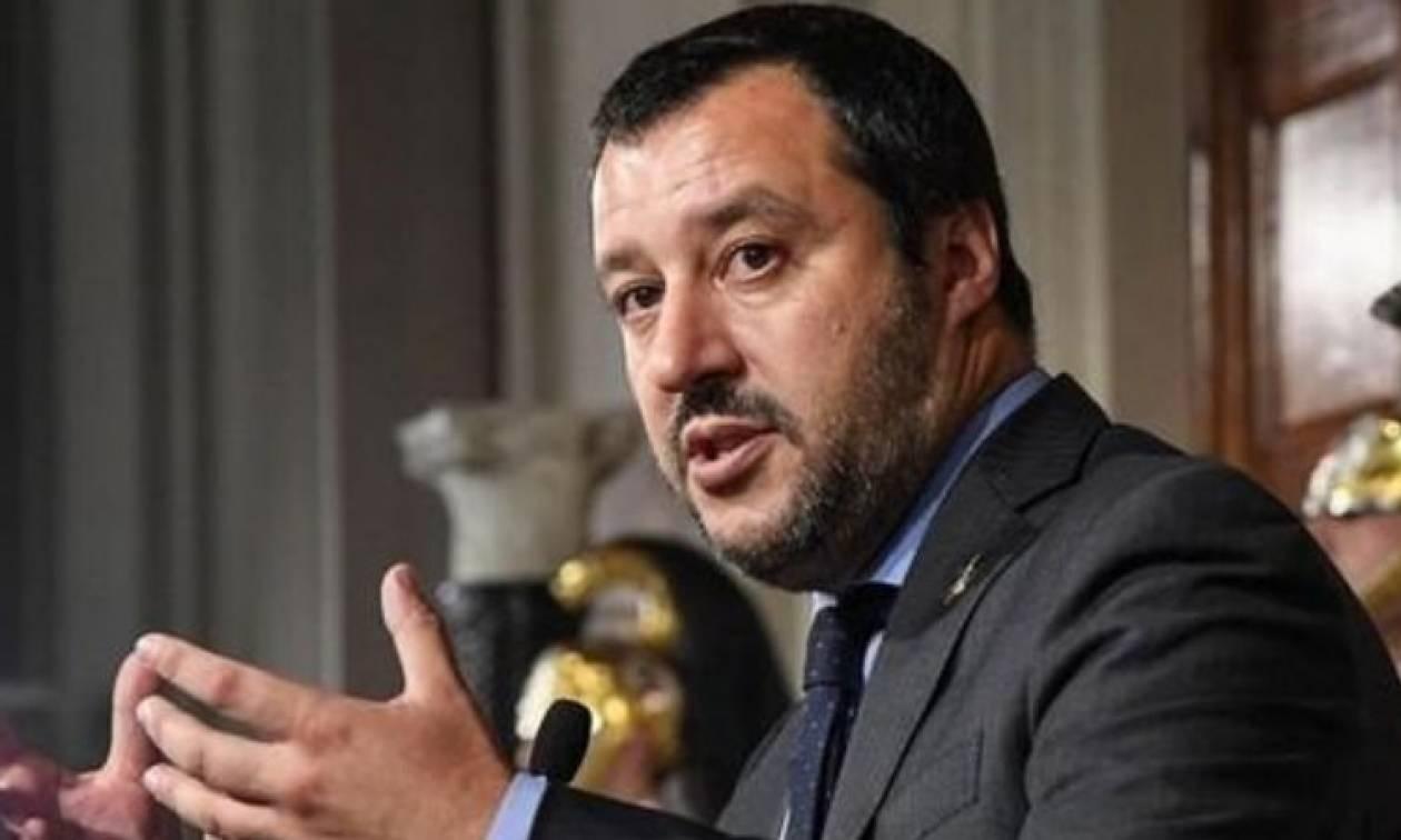 Σαλβίνι: Ελπίζω η Ισπανία να δεχθεί άλλους 66.000 μετανάστες