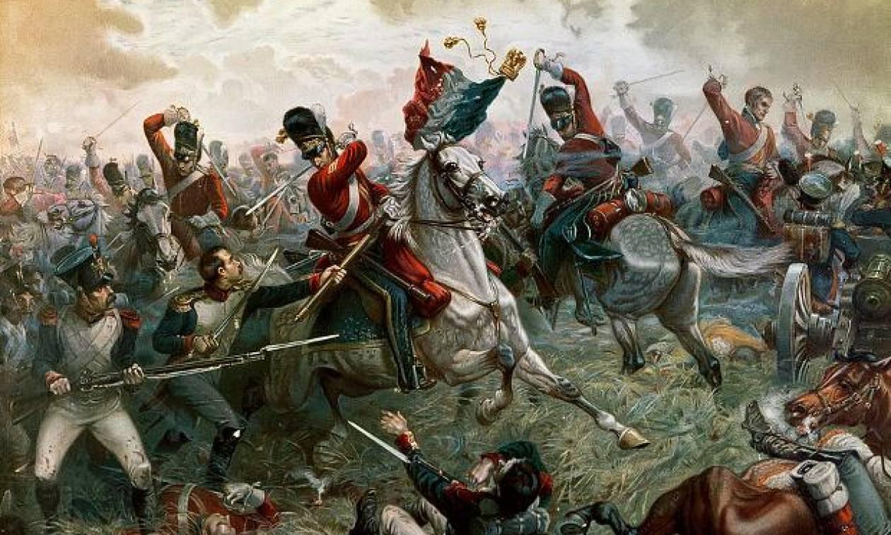Σαν σήμερα το 1815 o Ναπολέων ηττάται στη Μάχη του Βατερλό