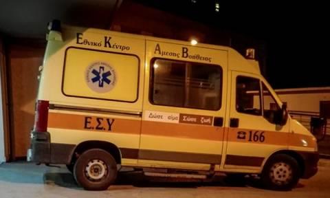Κρήτη: Τραγωδία στην άσφαλτο - Νεκρή μία γυναίκα