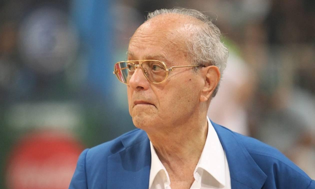Θανάσης Γιαννακόπουλος: «Αφιερωμένο στον Παύλο»