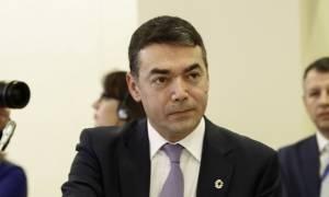 Ντιμιτρόφ: Η Ε.Ε. να αναγνωρίσει την συμφωνία και να μας ανοίξει την πόρτα της