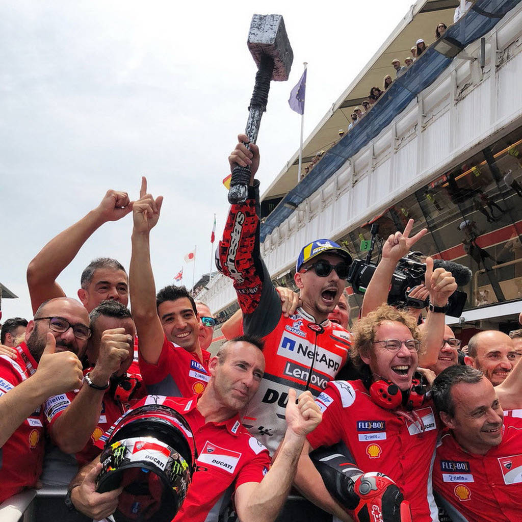 MotoGP: «Περίπατος» για Λορένθο στην πίστα της Καταλονίας