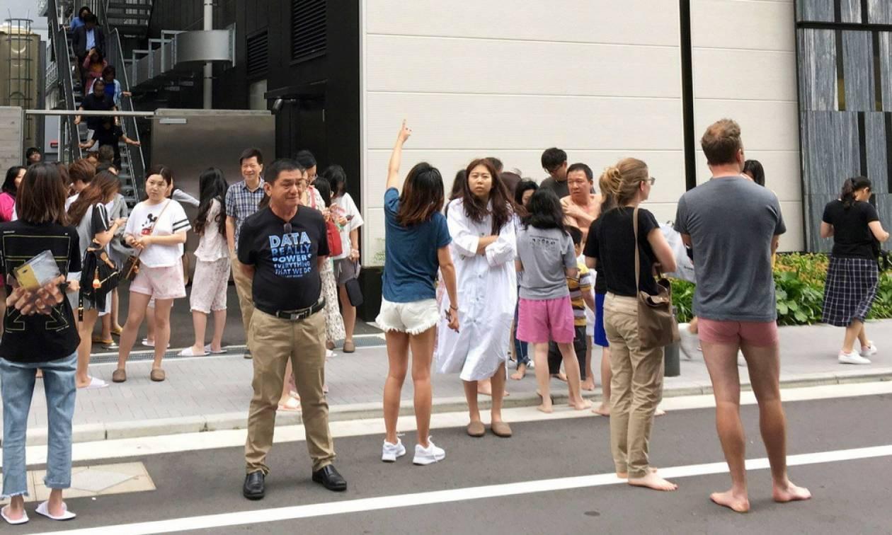 Ιαπωνικό σεξ στο δρόμο
