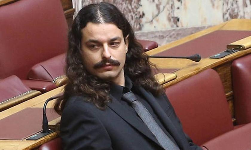 Συνελήφθη στην Πεντέλη ο Κωνσταντίνος Μπαρμπαρούσης