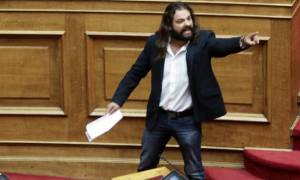 Ousted Golden Dawn MP Kostas Barbaroussis arrested in Penteli