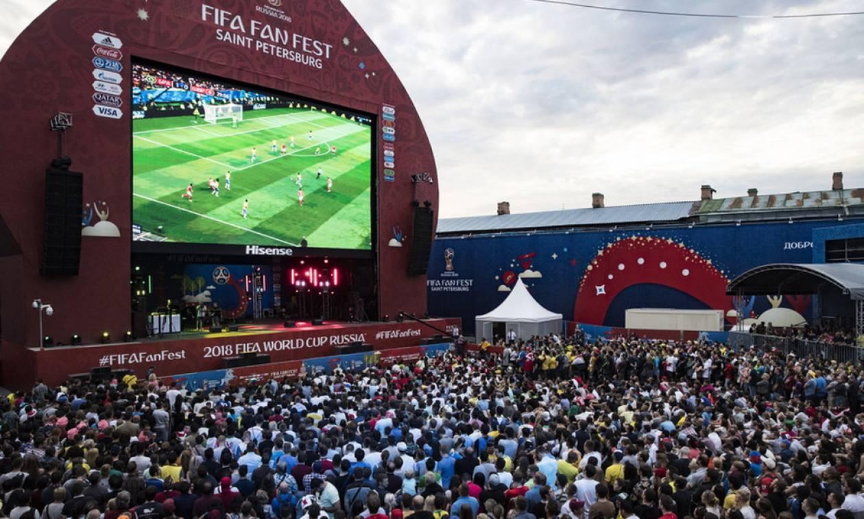 Παγκόσμιο Κύπελλο Ποδοσφαίρου 2018: Το πρόγραμμα της ημέρας (18/06)