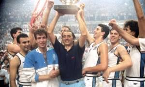 Basketball coach Costas Politis dies
