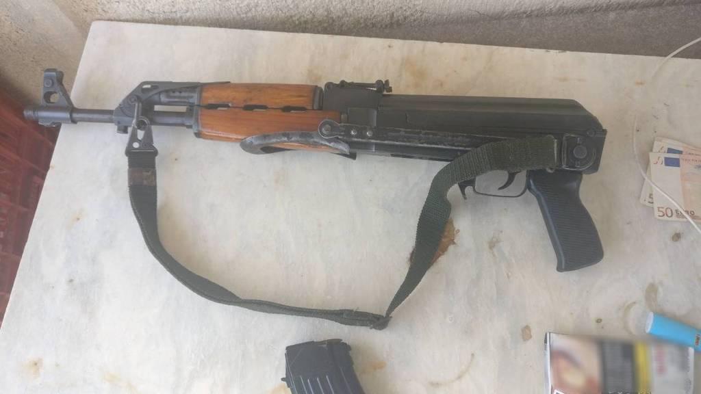 Κρήτη: Εξαρθρώθηκε εγκληματική ομάδα - Όπλα, ναρκωτικά κι εκρηκτικά αποκάλυψε η έρευνα (pics&vid)