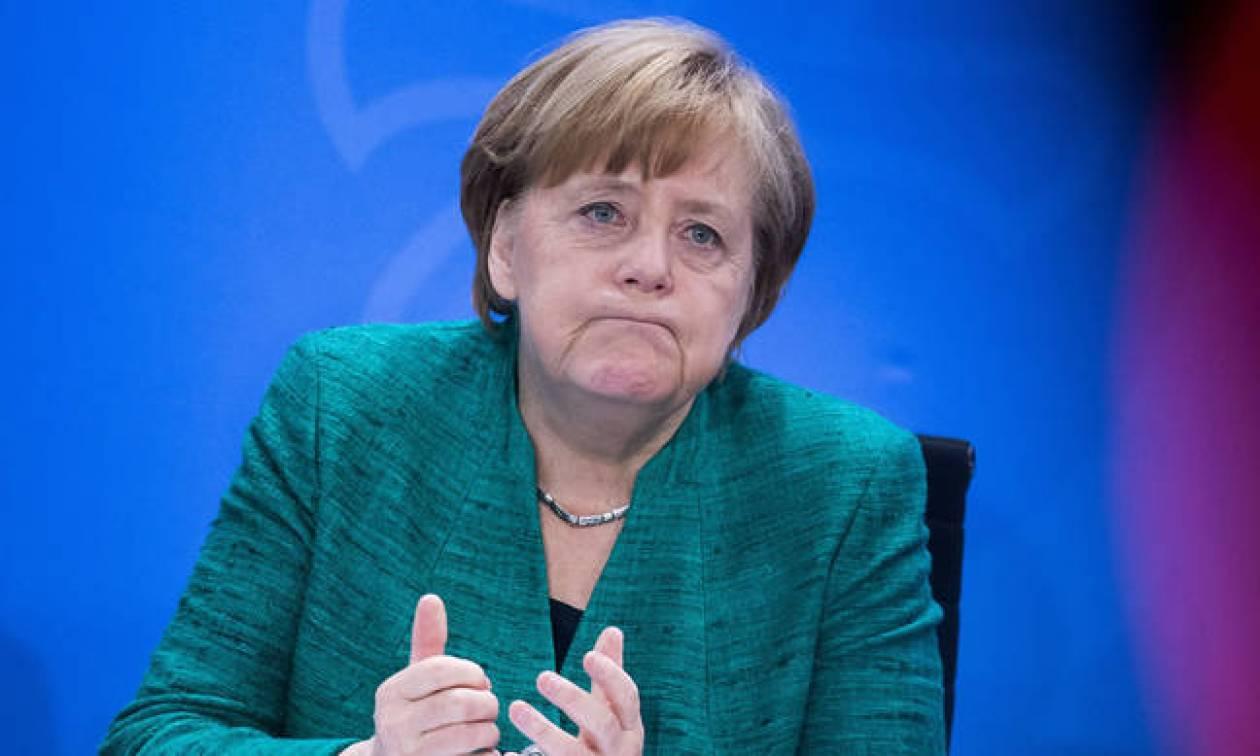 Τελεσίγραφο προς Μέρκελ: Αν δεν κλείσεις συμφωνίες για τους μετανάστες ρίχνουμε την κυβέρνηση