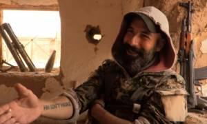 Mέλος του Ρουβίκωνα πολέμησε στη Συρία εναντίον του ISIS (video)