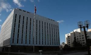 Посольство РФ: у США нет морального права обвинять Россию и требовать кого-то освободить