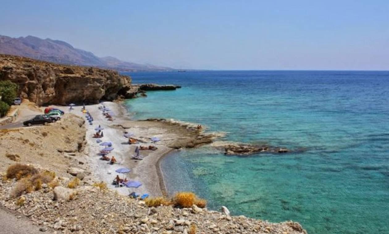 Κρήτη: Αυτή η πανέμορφη παραλία είναι ένας πραγματικός παράδεισος για τους γυμνιστές (pic)