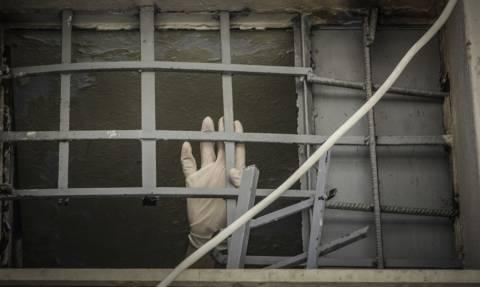 Έτσι απέδρασαν οι κρατούμενοι από το Αστυνομικό Τμήμα Αργυρούπολης (pics)