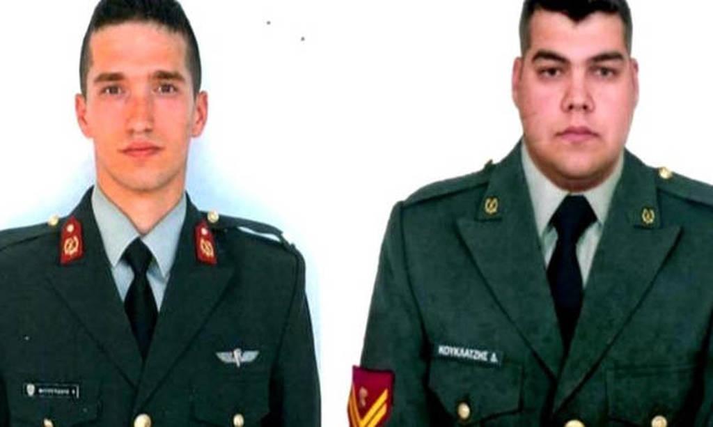 ΕΚΤΑΚΤΟ: Ραγδαίες εξελίξεις – Στο δικαστήριο Αδριανούπολης οι δύο Έλληνες στρατιωτικοί
