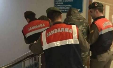 Ραγδαίες εξελίξεις – Στο δικαστήριο Αδριανούπολης οι δύο Έλληνες στρατιωτικοί