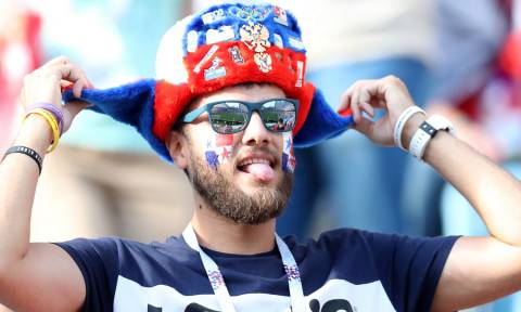 Παγκόσμιο Κύπελλο Ποδοσφαίρου 2018: Όταν οι φίλαθλοι κλέβουν την παράσταση! (pics)