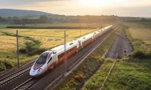 В сентябре по маршруту Афины-Салоники будет запущен высокоскоростной поезд «Серебряная стрела»
