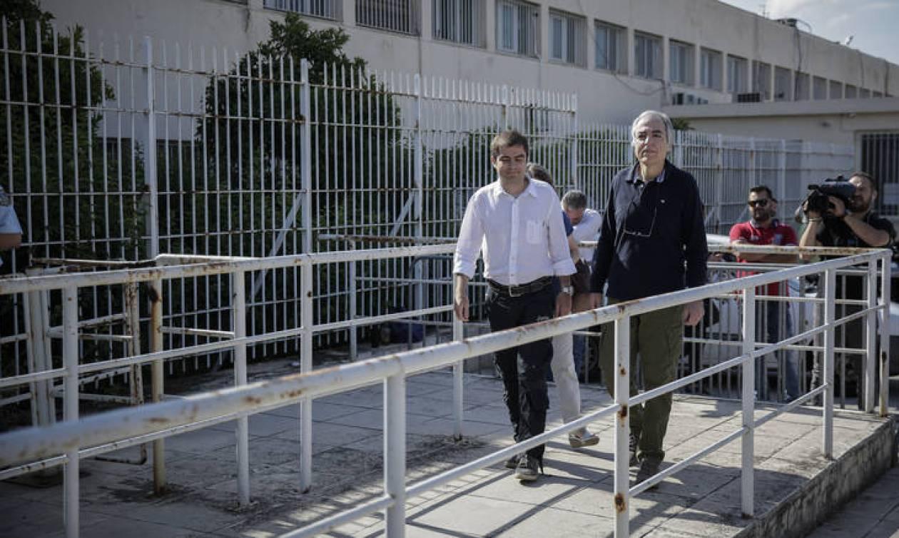 Η αμερικάνικη πρεσβεία καταδικάζει τη νέα άδεια στον Κουφοντίνα