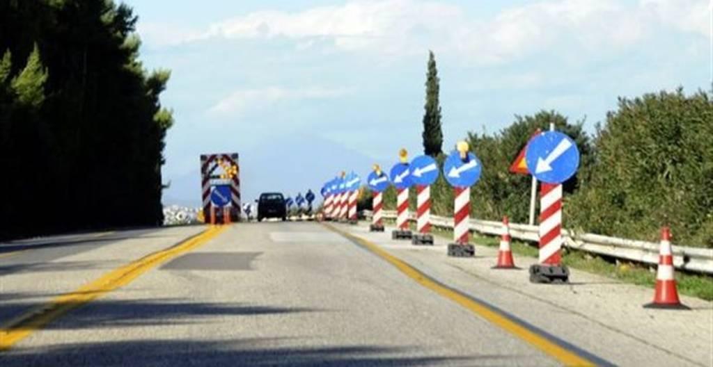 Πέντε νέοι κόμβοι στην Παλαιά Εθνική Οδό Αθηνών-Κορίνθου