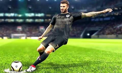 Το νέο PES 2019 παραμένει πιστό στον David Beckham!