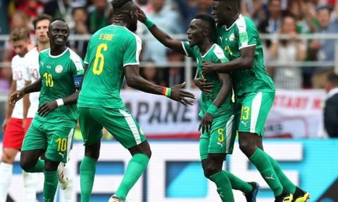 Παγκόσμιο Κύπελλο Ποδοσφαίρου 2018: Πολωνία-Σενεγάλη 1-2: Tο πίστεψε και έκανε βήμα πρόκρισης!